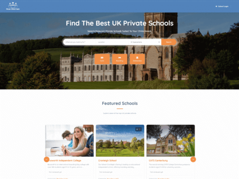 Private School Finder